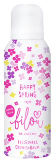 Bilou Pflegender Cremeschaum Happy Spring 150ml